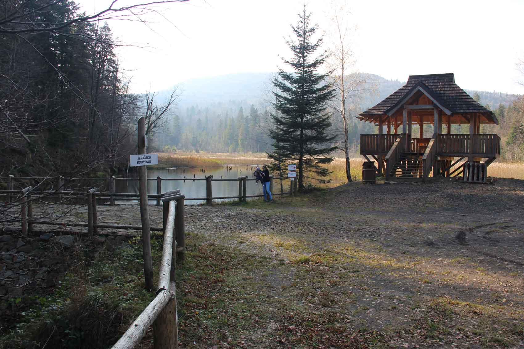 Jeziorka Bobrowe