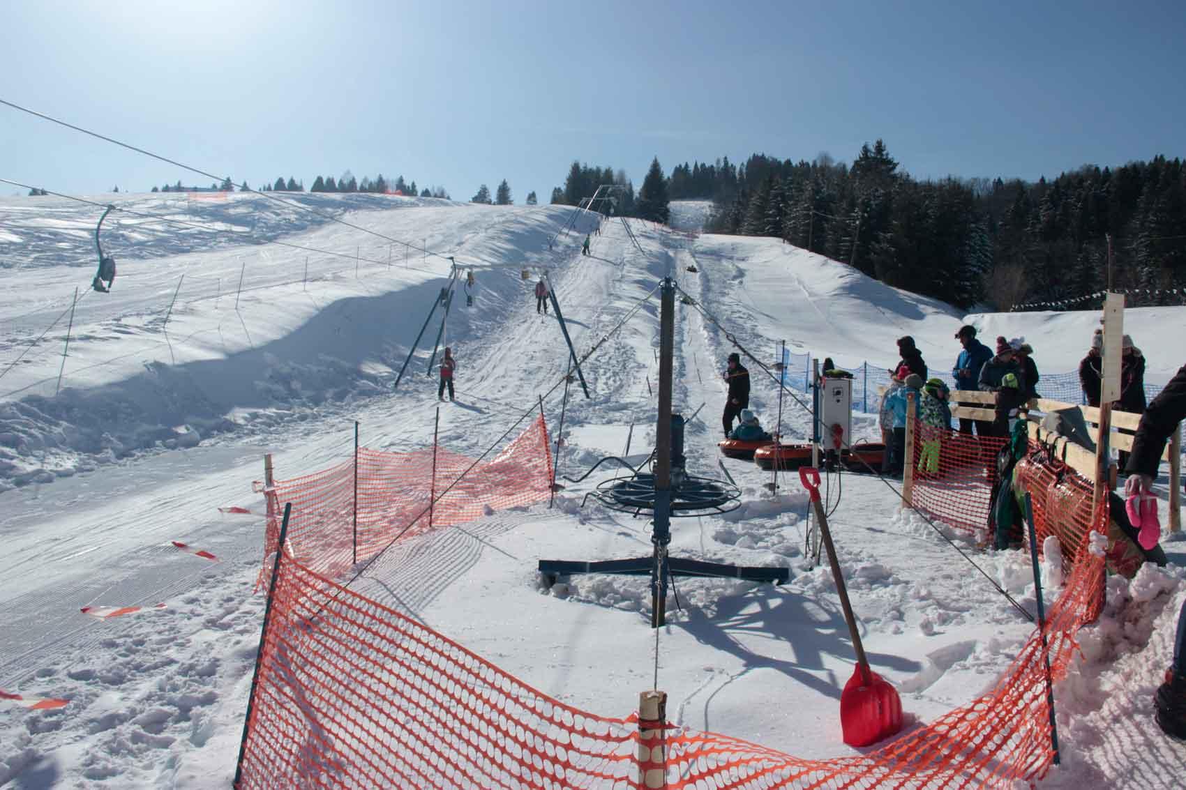 Wyciąg narciarski Kalnica